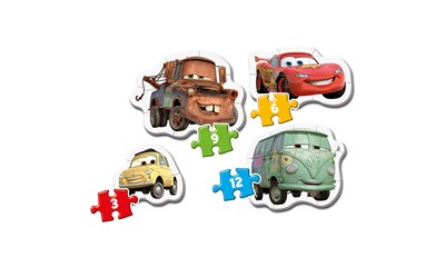 Mein erstes Puzzle Cars