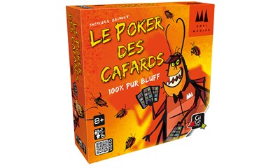 Poker des Cafards (f)