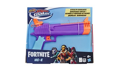 Super Soaker Fortnite HC E Wasserblaster, Tank 218 ml, ab 6+