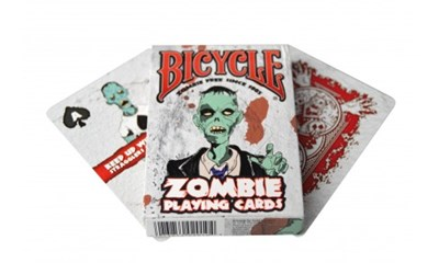 Bicycle Zombie**