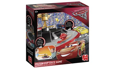 Piston Cup Race, Cars 3