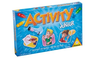 Activity Junior (d)