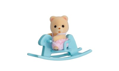 Baby Carry Case (Bear on Rocking Horse)