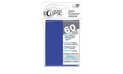 Blue PRO-Matte Eclipse Deck Protector Small (60)