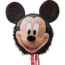 Zieh-Pinata Mickey Mouse