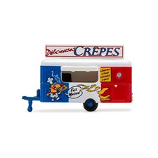 Anhänger Crepes