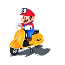 1:20 RC Mario Scooter Odyssey 2.4GHz Full Function