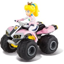 1:20 RC MarioKart 8 Peach 2.4GHz Full Function, batteriebetrieben