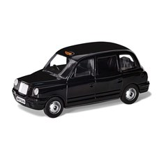 Best of British Taxi