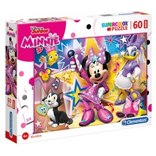 Puzzle Maxi Minnie Happy Helpers