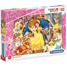 Puzzle Princess Beauty