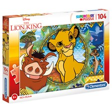 Puzzle Disney Lion King