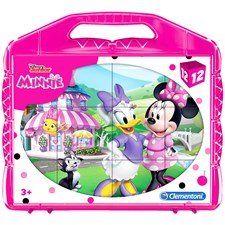 Würfelpuzzle Minnie Mouse