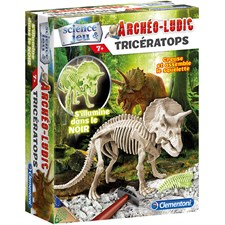 Archeo Ludic Triceratops Fluo.