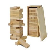 Holzspiel-Set TOWER