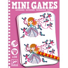 Mini Games Unterschiede by Lea
