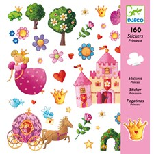 Sticker Prinzessin Marguerite