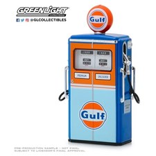 1954 Tokheim 350 Twin Gas Pump Gulf Oil