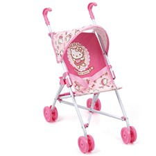 Puppen Stroller Hello Kitty