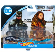Hot Wheels DC Justice