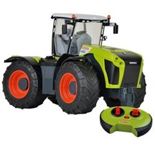 RC 1:16 Claas Xerion Traktor 5000 Ready to Run, 2.4Ghz mit Licht, inkl. Batterie