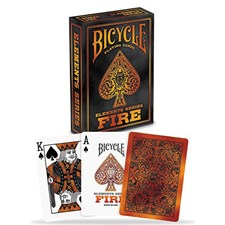 Bicycle Fire **