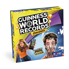 Guinness World Records Challenges**