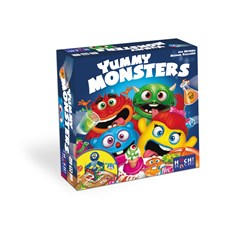 Yummy Monsters (dfe)