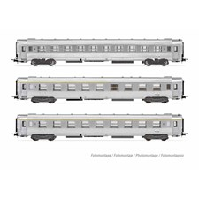 SNCF, 3-er Set La Mouette, A9, A6 and A9t, Ep IV