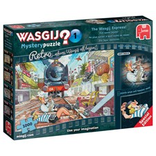 Wasgij Puzzle Mystery 1