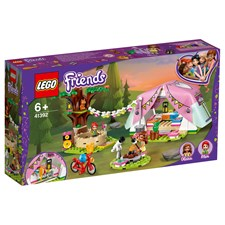 Camping in Heartlake City Lego Friends, 241 Teile, ab 6 Jahren