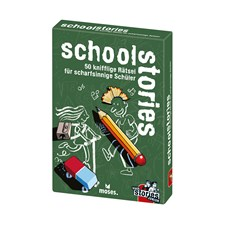 School Stories Junior, d ab 8 Jahren, ab 2 Spieler