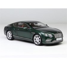 Bentley Continental GT, grün