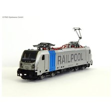 Soundlok/ E-Lok BR 187 Railpool  VI lastMile