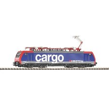 AC E-Lok BR 189 Re474 SBB Cargo V + lastg. Dec.