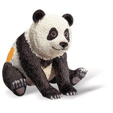 Grosser Panda Junges