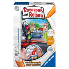 Ratespass auf Reisen