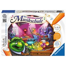 Monsterstarke Musikschule