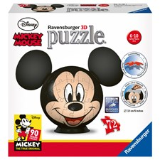 Puzzleball Mickey Mouse