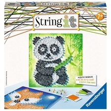 String it Midi: Panda&Fox