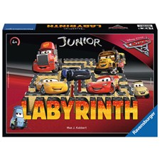 Cars3 Junior Labyrinth