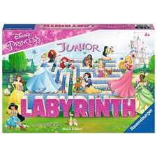 Disney Princesses Junior Labyrinth