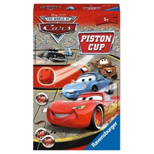 Spiel The World of Cars Piston Cup