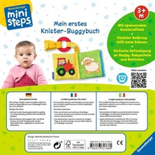 Mein erstes Knister-Buggybuch