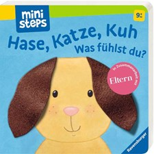 Hase, Katze, Kuh - Was fühlst du?