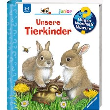 WWW junior 15: Tierkinder