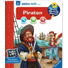 WWW aktiv-Heft Piraten