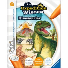 tiptoi® Dinosaurier (Expedition Wissen)