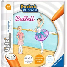 Pocket Wissen: Ballett