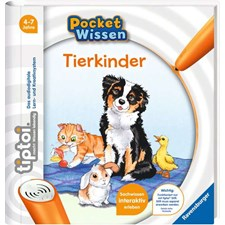 tiptoi® Pocket Wissen: Tierkinder